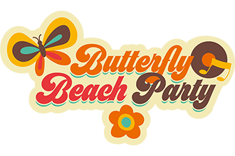 Butterfly Beach Party